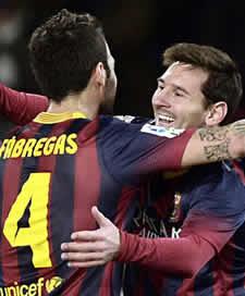 Foto de El Barça se verá las caras con el Madrid en la final de Copa