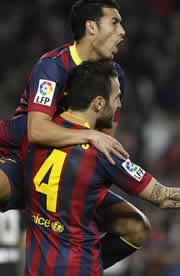 Foto de El Barça golea 6-0 al Rayo Vallecano