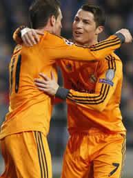 Foto de Goleada del Madrid 1-6 ante el Schalke