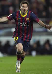 Foto de El F.C. Barcelona golea 4-1 al Almería