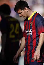 Foto de El F.C. Barcelona cede en liga cayendo 1-0 ante el Real Valladolid