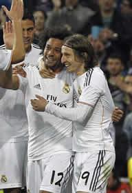 Foto de El Real Madrid más líder al vencer 3-0 al Levante