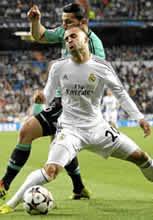 Foto de El Real Madrid en cuartos venciendo en la vuelta al Schalke 3-1