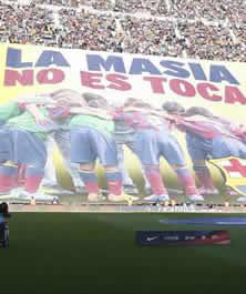 Foto de El Barça sufre para batir 3-1 al Real Betis