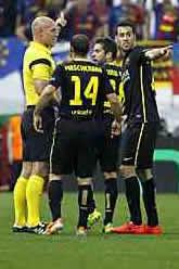 Foto de El Barça cae en cuartos de Champions ante un gran Atleti