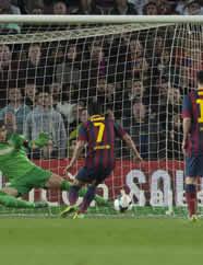 Foto de El F.C. Barcelona vence con sufrimiento 2-1 al Athletic
