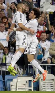 Foto de El Real Madrid cobra ventaja al vencer 1-0 al Bayern en la ida de semifinales