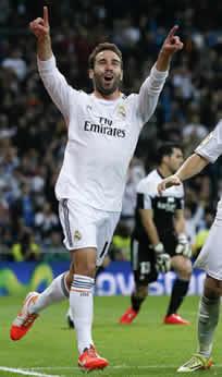 Foto de El Real Madrid golea 4-0 a Osasuna