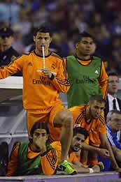 Foto de El Real Madrid empata 1-1 ante el Valladolid y hace que el Barça dependa de sí