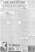 Portada diario La Vanguardia del día 14/6/1943