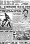 Portada diario Marca del día 14/6/1943