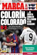 Portada diario Marca del día 11/4/2010