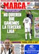 Portada diario Marca del 20 de Octubre de 2008