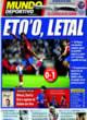 Portada Mundo Deportivo del 20 de Octubre de 2008