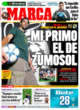 Portada diario Marca del 21 de Octubre de 2008