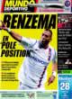 Portada Mundo Deportivo del 21 de Octubre de 2008