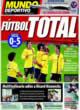 Portada Mundo Deportivo del 23 de Octubre de 2008