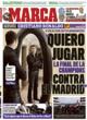 Portada diario Marca del 25 de Octubre de 2008