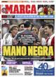 Portada diario Marca del 27 de Octubre de 2008