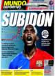 Portada Mundo Deportivo del 27 de Octubre de 2008