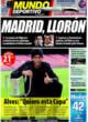 Portada Mundo Deportivo del 28 de Octubre de 2008