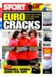 Portada diario Sport del 28 de Octubre de 2008