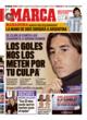 Portada diario Marca del 29 de Octubre de 2008