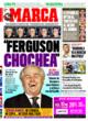 Portada diario Marca del 30 de Octubre de 2008