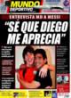 Portada Mundo Deportivo del 30 de Octubre de 2008