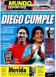 Portada Mundo Deportivo del 31 de Octubre de 2008