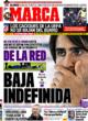 Portada diario Sport del 1 de Noviembre de 2008