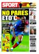 Portada diario Marca del 1 de Noviembre de 2008