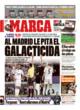 Portada diario Sport del 2 de Noviembre de 2008