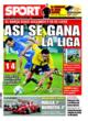 Portada diario Marca del 2 de Noviembre de 2008