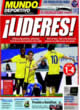 Portada Mundo Deportivo del 2 de Noviembre de 2008