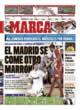 Portada diario Sport del 3 de Noviembre de 2008