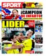 Portada diario Marca del 3 de Noviembre de 2008