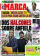 Portada diario Sport del 4 de Noviembre de 2008