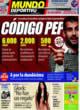 Portada Mundo Deportivo del 4 de Noviembre de 2008