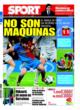 Portada diario Marca del 5 de Noviembre de 2008