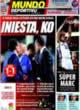 Portada Mundo Deportivo del 5 de Noviembre de 2008