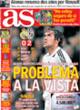 Portada diario AS del 6 de Noviembre de 2008