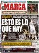 Portada diario Sport del 6 de Noviembre de 2008
