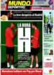 Portada Mundo Deportivo del 6 de Noviembre de 2008