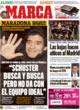 Portada diario Marca del 7 de Noviembre de 2008