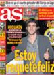 Portada diario AS del 10 de Noviembre de 2008