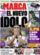 Portada diario Marca del 10 de Noviembre de 2008