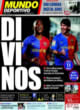 Portada Mundo Deportivo del 10 de Noviembre de 2008