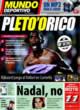 Portada Mundo Deportivo del 11 de Noviembre de 2008
