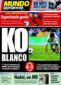 Portada Mundo Deportivo del 12 de Noviembre de 2008